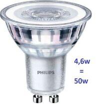 Philips Lampada Led GU10 5W - 50W GU10 corepro luce calda 2700K 350 lumen