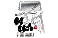 CX Bolt-on Intercooler Piping BOV Kit for LS1 LSx Engine 82-92 Camaro Swap Black