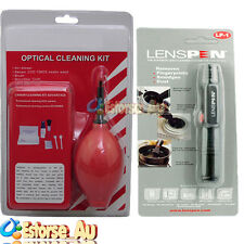 7 in 1 Professional Lens Cleaning Kit + Lens Pen Cleaning Cleaner Set For Canon