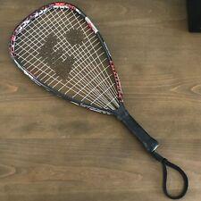 """E-Force Bedlam 150X Racquetball Racquet Light Carbon 3 5/8"""" Grip"""