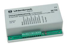 Uhlenbrock 68730 Universalsteuerung 3-Leiter-Gleis