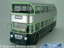 FIAT 412 AERFER MODEL BUS DOUBLE DECKER 1:43 SCALE IXO 412/1 ITALY LARGE K8