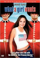 WHAT A GIRL WANTS NEW DVD FREE SHIPPING