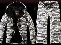 Southplay Mens Premium Winter Waterproof Ski-Snowboard Wear BJ107(Size- S~2XL)