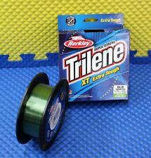 Berkley Trilene XT 6lb 1000yd Fishing Line Lo-Vis Green Economy Spool XTEP6-22