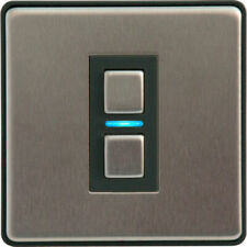 Lightwave L21 Smart Series Dimmer 350 W 230 V Stainless Steel