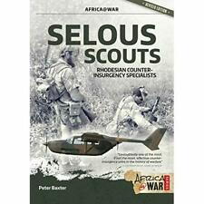 Selous Scouts: Rhodesian Counter-Insurgency Specialists - Paperback / softback N