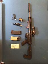 Custom Lancer Tactical M4 Airsoft Rifle