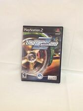 Need for Speed: Underground 2 - PlayStation 2 PS2 - Complete - Black Label