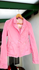 TED BAKER CANDY PINK SUMMER JACKET SIZE 12