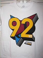 Kicks On Fire Jordan Bourdeaux Sneaker Shirt White Men's Large Nwot Ltd Ed Vii 7
