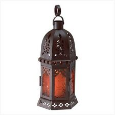This is A Beautiful Moroccan Lantern for Your Home or Garden Setting!