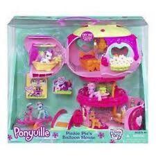 My Little Pony MLP Pinkie Pie's Balloon House! NEW VHTF