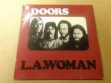 """LP 12"""" / THE DOORS - L. A. WOMAN (ELEKTRA) (CAT NO: 42090 - EKS 75011)"""