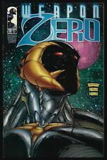 WEAPON ZERO US IMAGE COMIC VOL.2  # 11/'97