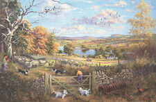 The House Of Puzzles - 1000 PIECE JIGSAW PUZZLE - Counting Sheep