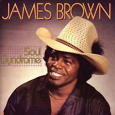 JAMES BROWN Soul Syndrome UK 140g vinyl LP SEALED/NEW 1000-copies