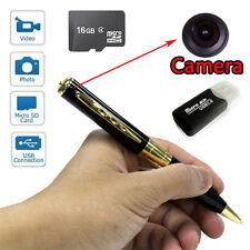 Mini 16GB Spy Pen HD 1280 X 960 Hidden Video Camera Audio Camcorder DVR Recorder