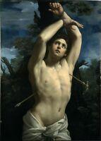 Dream-art Oil painting Guido Reni - The Martyrdom of Saint Sebastian hand paint