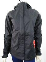 Womens The North Face TNF Venture Waterproof Dryvent Hooded Rain Jacket Black