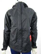 Womens The North Face TNF Venture Waterproof Dryvent Hooded Rain Jacket Black