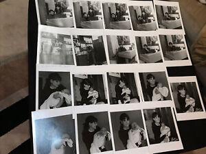 STAR TREK-Intimate PHOTOGRAPHS of Walter Marvin Koenig and Family -1967/68