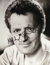 MICHAEL SIMKINS - POPULAR BRITISH ACTOR  - EXCELLENT SIGNED  PHOTOGRAPH