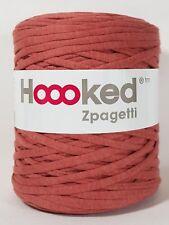 Hoooked `Zpagetti Stoffgarn Türkis Ton` Neu Häkeln Stricken 870