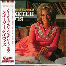 SKEETER DAVIS-SKEETER SINGS STANDARDS-JAPAN MINI LP CD BONUS TRACK C94