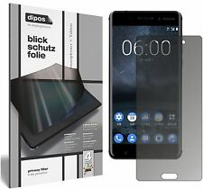 Nokia 6 Screen Protector Privacy Filter 4-Way Protection dipos