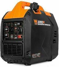 WEN 56202i 2000W Portable Inverter Generator