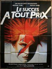 LE SUCCES A TOUT PRIX Affiche Cinéma / Movie Poster Anouk Aimée