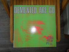 Demented Are Go – Kicked Out Of Hell LP 1. Press