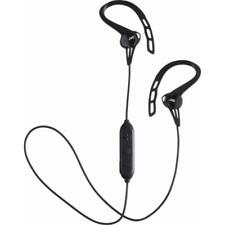 JVC HAEC20BT/BLACK Sports Wireless Bluetooth In Ear Headphones with Ear Clip