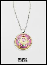 Collar Estrella Sailor Moon Colgante Anime Luna Complemento Serie Tv