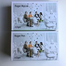 Phonak Roger Pen & MyLink Hearing Device w/ Setup Guide #209