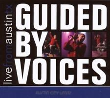 Guided By Voices - Live From Austin, Tx (NEW 2 VINYL LP)