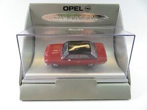 Schuco 1:43 Car Collection Opel Kadett B 1972 OVP #1384