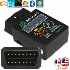 Bluetooth obd2 scanner code reader automotive diagnostic tool ELM327 L Car OBDII