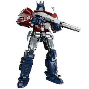 Transformers Optimus Prime building toy brick block set robot 2270 pcs