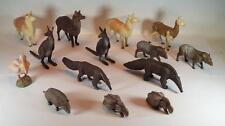 Elastolin / Lineol Masse Figuren Afrika Australien Diverse Wildtiere #086