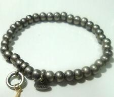 Modeschmuck-Armbänder aus Edelstahl mit Perlen (Imitation) für Damen