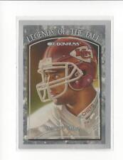 1997 Donruss Legends of the Fall #9 Marcus Allen Chiefs 02130/10000