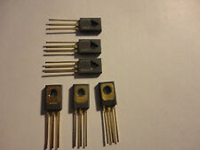 6PCS  2N4920 PNP MEDIUM POWER BI POLAR TRANSISTOR  TO-126 PACKAGE