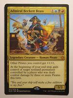 Admiral Beckett Brass      MTG Magic VO English
