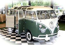 VW T1 Samba Bus Oldtimer Rarität und Kult