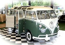 VW T1 Samba Bus Oldtimer Bulli Rarität und Kult