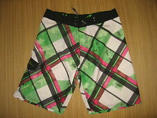 #6889 TIME TO SURF! NEW NWT MAUI & SONS BOARD SHORTS MEN'S 32