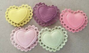 1p AUCTION - Crafts - Card Making - 50 Pieces - Random Mix - DIY Crafts-Sewing