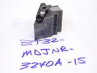USED SANDVIK BLOCK TOOL SYSTEM CUTTING UNIT BT32-MDJNR-3240A-15 (DNMG 442)